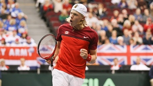 Hall of fame player denis shapovalov